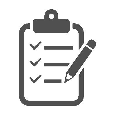 Organização das publicações e pendências